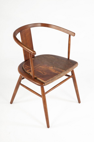 Control Brand - The Smith Arm Chair - FYC230WALNUT