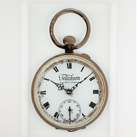 Control Brand - The Pocket Watch Wall Clock - G131117