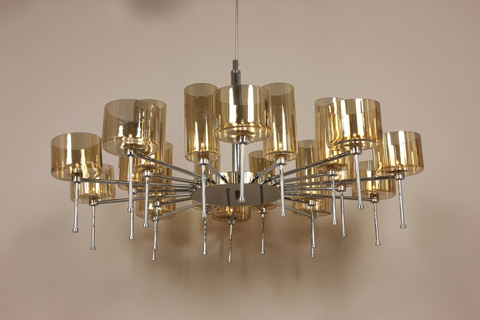 Control Brand - The Osthammer Chandelier - LS1127S20