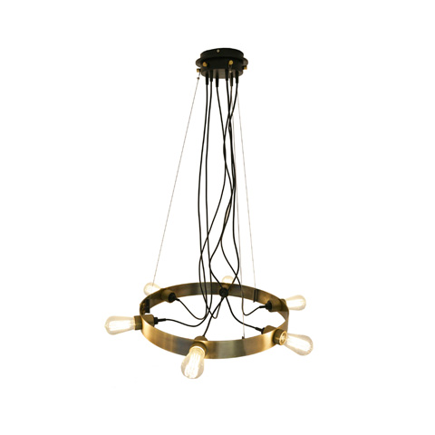 Control Brand - The Steampunk Chandelier - LS1164SK