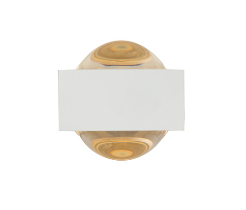 Control Brand - The Viso Wall Sconce - LS831WWHT