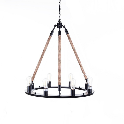 Control Brand - The Holen Chandelier - LU818LGUN