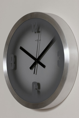 Image of Slim and Shady Wall Clock