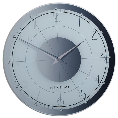 Control Brand - Fancy Round Clock - NT8125