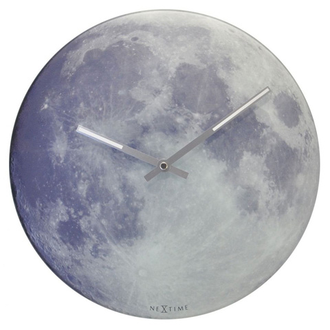 Control Brand - Blue Moon Wall Clock - NT8634