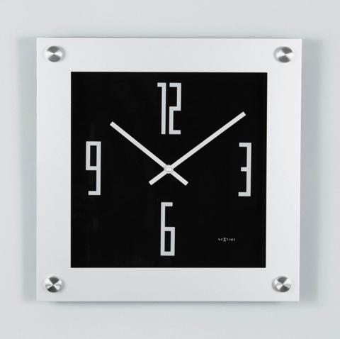 Control Brand - Steel Wall Clock - NTB1009035