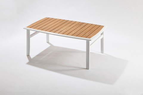 Control Brand - The Corfu Coffee Table - FCT0423TEAK