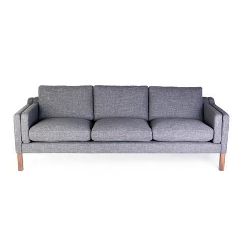 Control Brand - The Tved Sofa - FEC4227TWBLK3