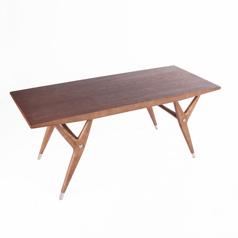 Control Brand - The Einar Table - FET0259LWALNUT