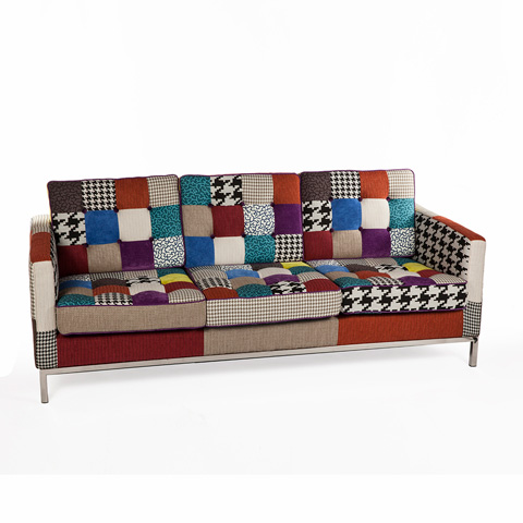 Control Brand - The Draper Sofa - FF083PATCHA