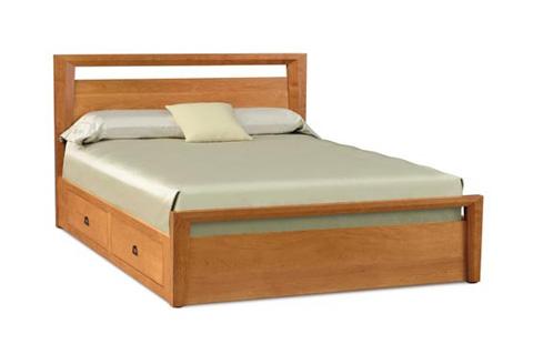 Copeland Furniture - Mansfield Storage Bed - 1-MAN-02-STOR