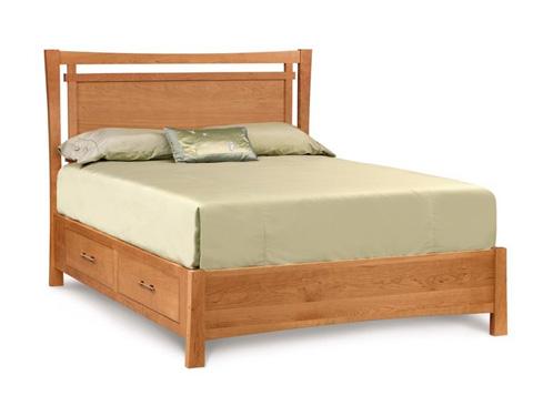 Copeland Furniture - Monterey Storage Bed - 1-MON-12-STOR