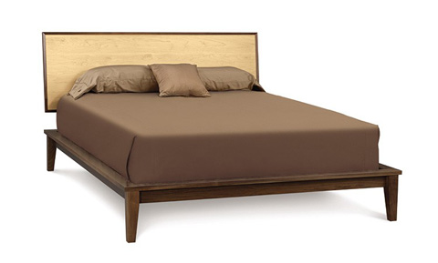 Copeland Furniture - Soho Panel Bed - 1-SOH-22
