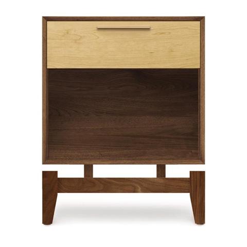 Copeland Furniture - Soho 1 Drawer Nightstand - 2-SOH-10