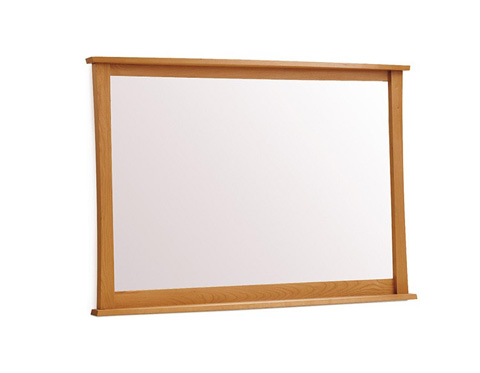 Copeland Furniture - Berkeley/Monterey Wall Mirror - Cherry - 5-BER-21