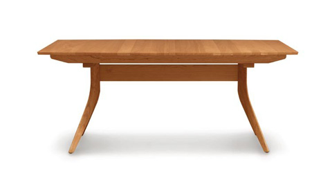 Copeland Furniture - Catalina Trestle Extension Table - Cherry - 6-CAL-19