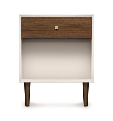 Copeland Furniture - MiMo One Drawer Nightstand - 2-MIM-10-14