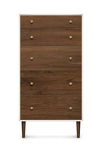 Copeland Furniture - MiMo Five Drawer Chest - 2-MIM-50-14