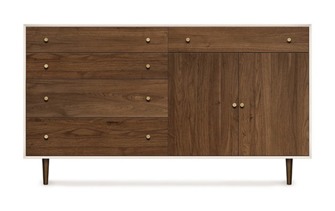 Copeland Furniture - MiMo Dresser - 4-MIM-72-14