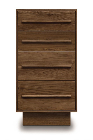 Image of Moduluxe Narrow Case with Four Drawers