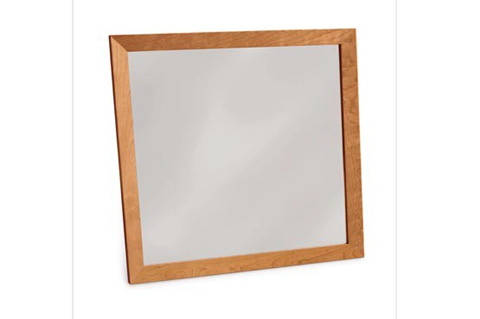 Image of Catalina Wall Mirror in Cherry