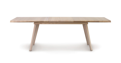 Copeland Furniture - Axis Extension Dining Table - 6-AXE-42-84