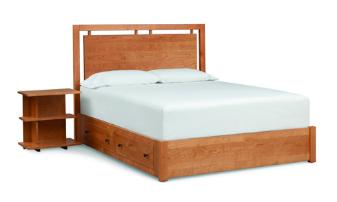 Copeland Furniture - Dominion Coventry Storage Bed - 1-DOM-02-01