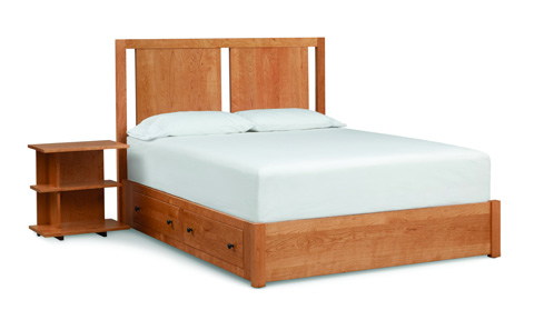 Copeland Furniture - Dominion Concord Storage Bed - 1-DOM-02-04