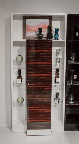 Councill - Clarise Display Cabinet - 2004-436MEP