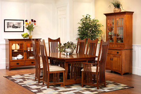 Country View Woodworking, Ltd - China Pantry - 22-CP