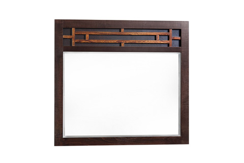 Country View Woodworking, Ltd - Landscape Mirror - 400-530