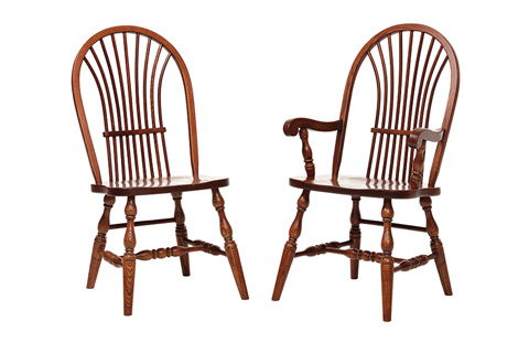 Country View Woodworking, Ltd - Arm Chair - BB-140-A