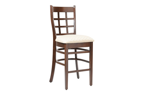 Country View Woodworking, Ltd - Side Counter Stool - DBC-17-24