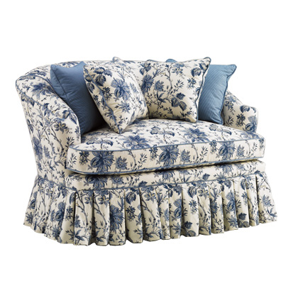 Cox Manufacturing - Loveseat - 2329
