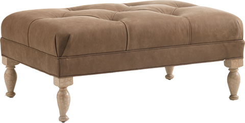 Cox Manufacturing - Cocktail Ottoman - 36-15