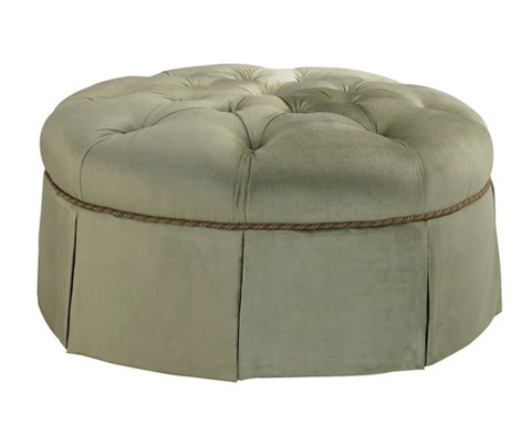 Cox Manufacturing - Cocktail Ottoman - 587