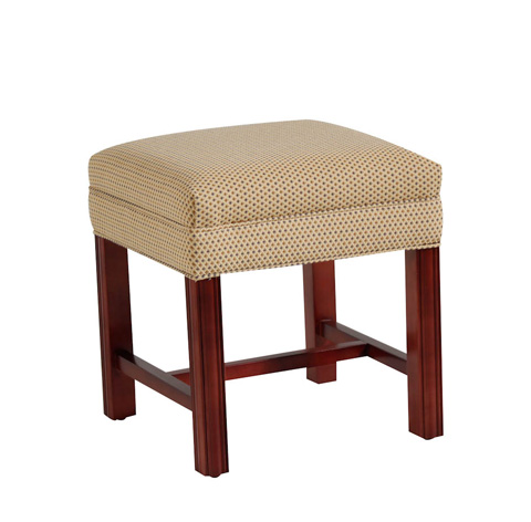 Cox Manufacturing - Chippendale Stool - 620