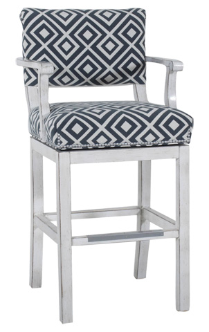 Image of Swivel Barstool