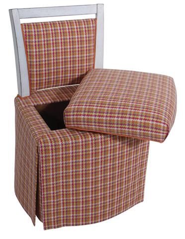 Cox Manufacturing - Storage Chair - 680