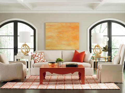 C.R. Laine Furniture - Jennifer Long Sofa - 2581