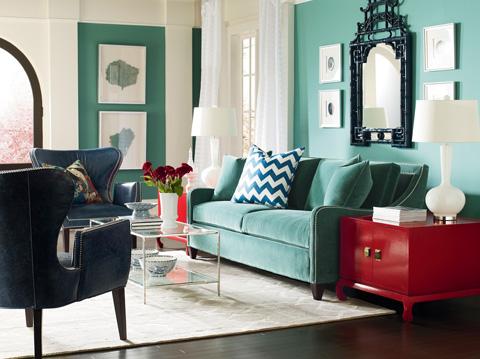 C.R. Laine Furniture - Gustav Chair - L405
