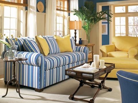 C.R. Laine Furniture - Bayside Apartment Sofa - 7772
