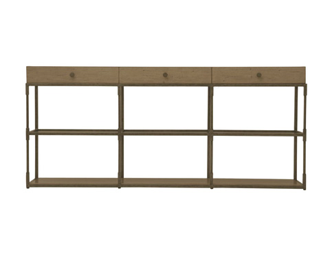 Image of Triple Console Table