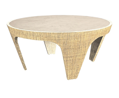 Curate by Artistica Metal Design - Round Cocktail Table - C201-240
