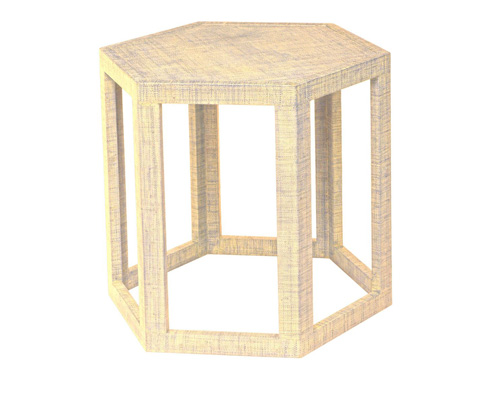 Image of Hex Table