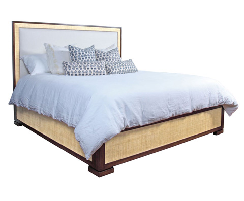 Curate by Artistica Metal Design - Saguran King Platform Bed - C201-766