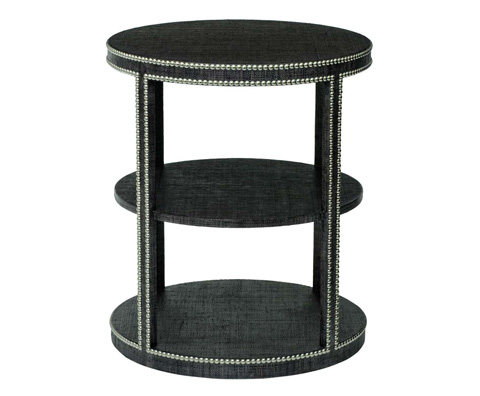 Curate by Artistica Metal Design - Round Tier Table - C203-300