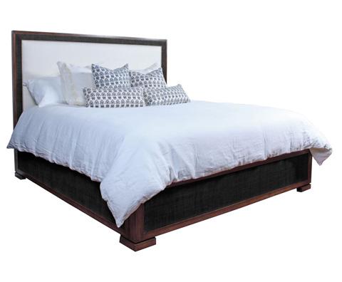Curate by Artistica Metal Design - Saguran King Platform Bed - C203-766