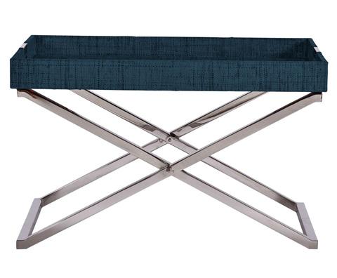 Curate by Artistica Metal Design - Hi-Lo Table - C204-310