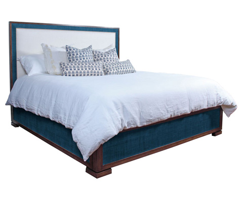Image of Saguran King Platform Bed